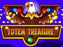 Игра в автомат Сокровище Тотема в ГМСлотс