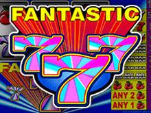 Игровой автомат Фантастические Семерки